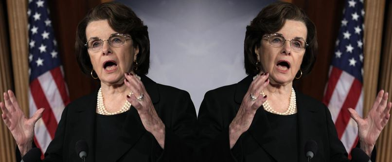 Senator Feinstein Is More Equal Than Others