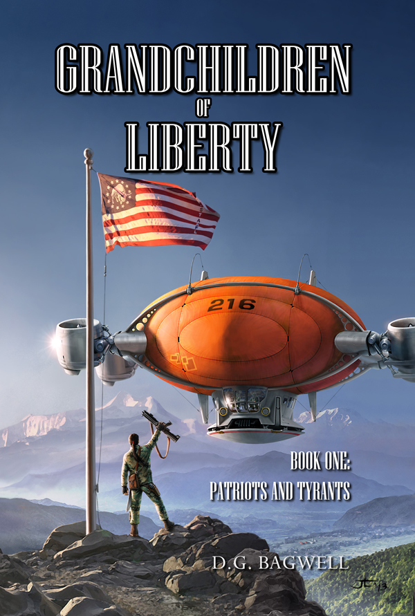 Patriots and Tyrants Cover Reveal