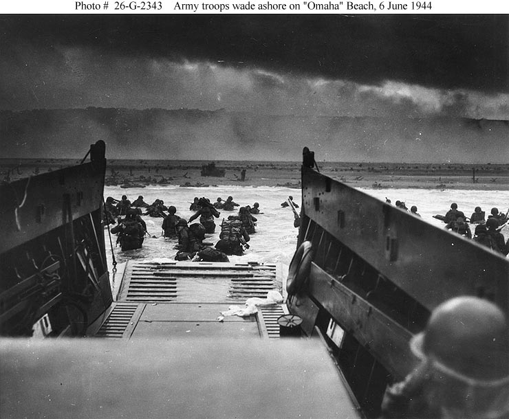 On D-Day's Anniversary, A Simple Mission: Remember Them