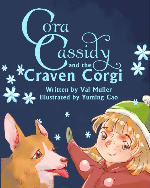 Cora Cassidy and the Craven Corgi